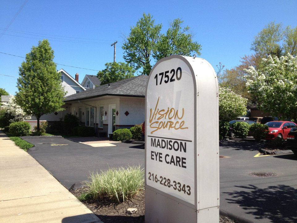 Madison Eye Care in Lakewood, OH