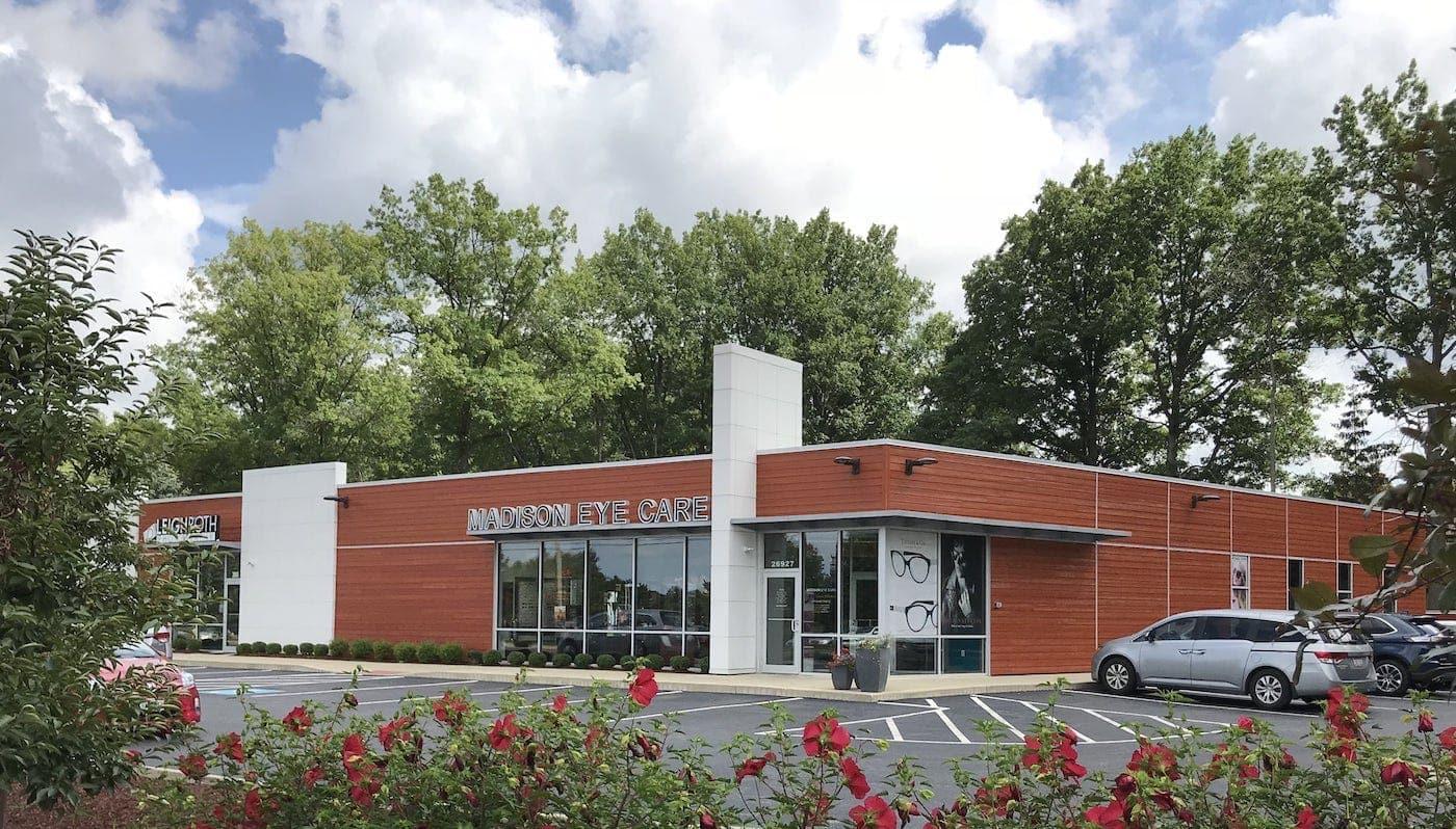 Madison Eye Care in Westlake